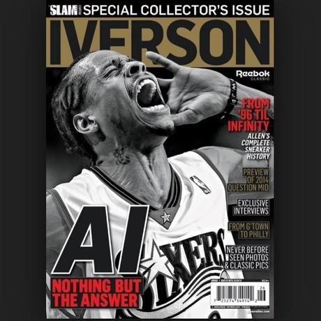 SLAM SPECIAL COLLECTOR'S ISSUE IVERSON