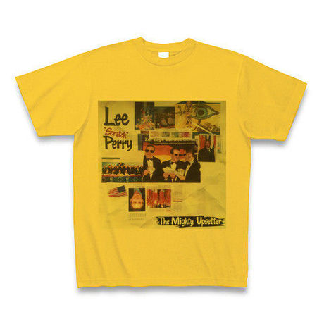 「LEE PERRY」ver.2レゲエTシャツ WATERFALLオリジナル ※完全受注生産品 S / M / L / XL