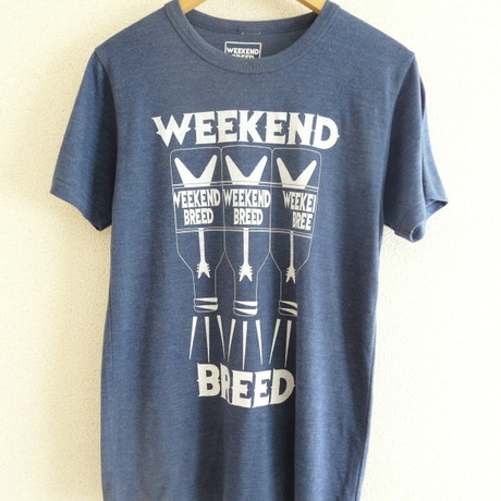 weekend 01 Vintage Heather Navy