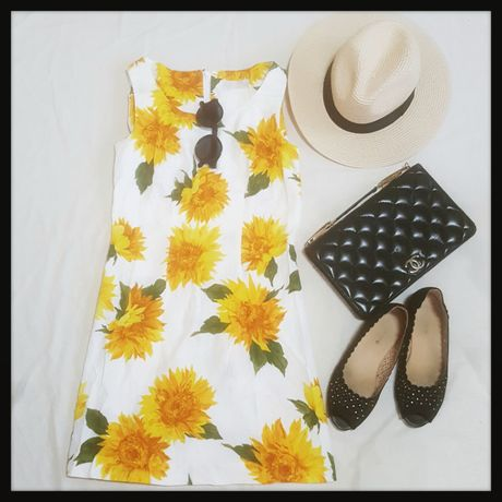 ◆Sunflower one piece◆