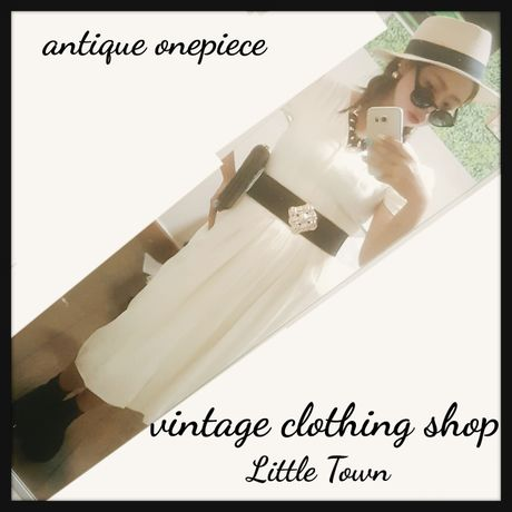 Vintage design one piece