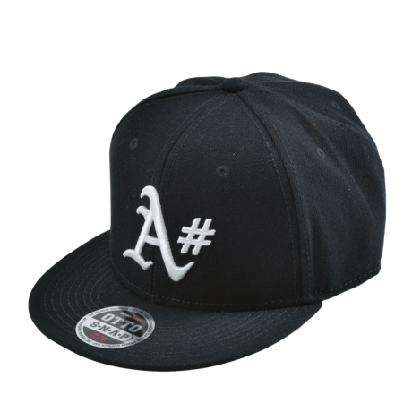 A# SNAP BACK (Black)
