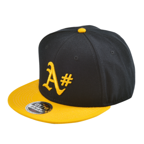 A# SNAP BACK (Yellow)