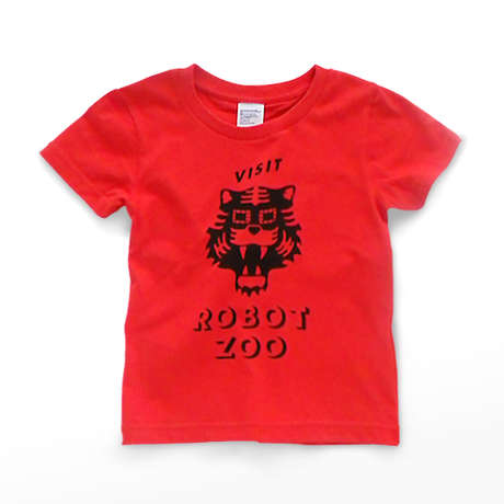Tiger (ROBOT ZOO) Tee