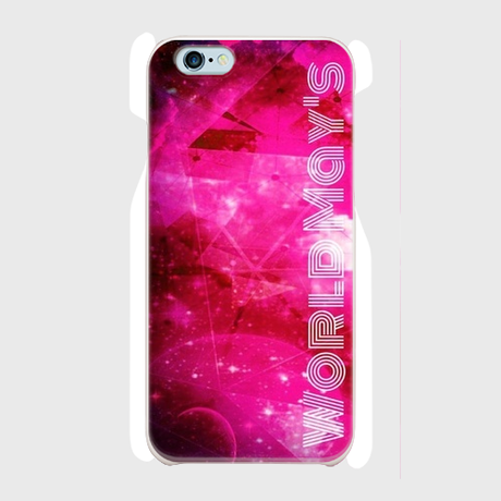 aurora may pink iPhone6/6s