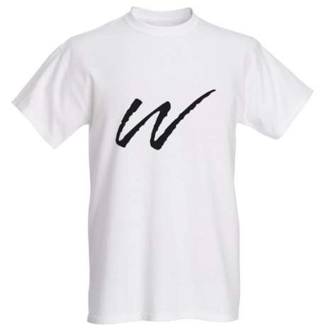 LOGO WHITE TEE(limited)