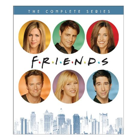 【新品 送料無料】Friends The Complete Series Collection