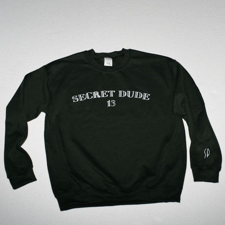 Secret Dude 13 Crew neck  Sweat FG