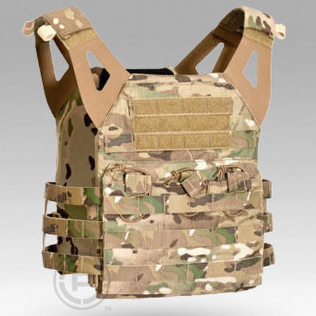 CRYE製 Jumpable Plate Carrier (JPC) マルチカム