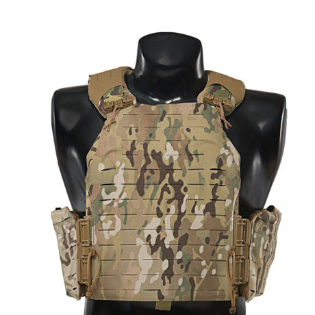 FirstSpear製 SAPI Cut Plate Carrier マルチカム