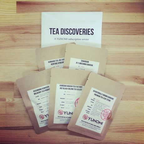 TEA DISCOVERIES SUBSCRIPTION お茶の頒布会 6ヶ月間{ID: 9337}