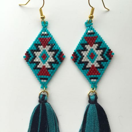 native【turquoise/black】