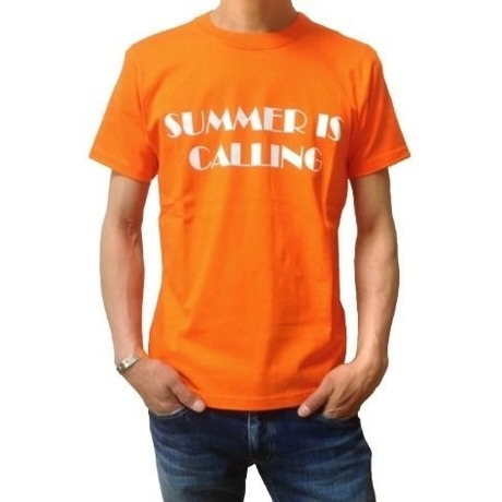 SUMMER IS CALLING (Orange)