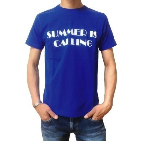 SUMMER IS CALLING (Blue)